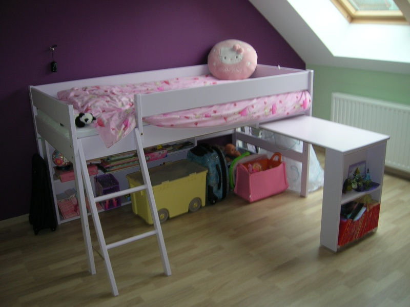 D co chambre fille 6 ans for Decoration chambre fille 4 ans