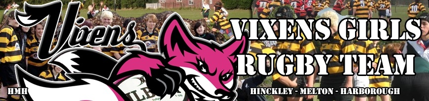 HMH - Vixens Girls Rugby Team
