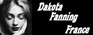 Dakota Fanning France