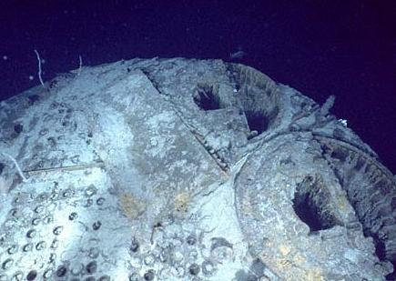 Photo De La Partie Arri 232 Re Du Titanic