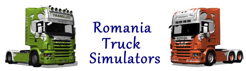 Romanian Truck Simulators - Euro Truck Simulator, German Truck Simulator, Alte Simulatoare