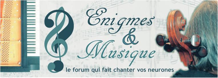Enigmes et Musique