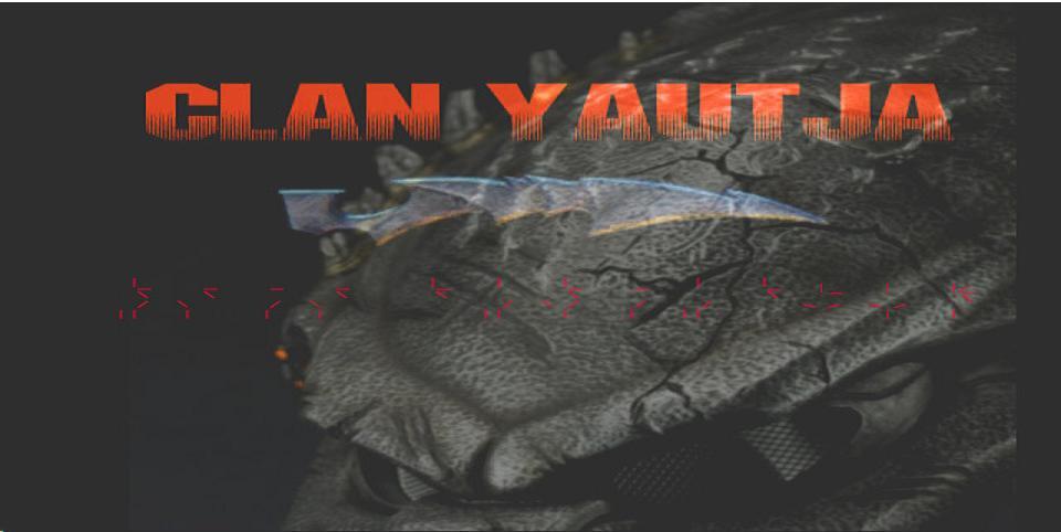 Clan Yautja