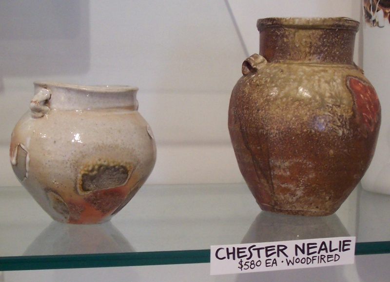 Chester Nealie at Kerrie Lowe Gallery, Newtown