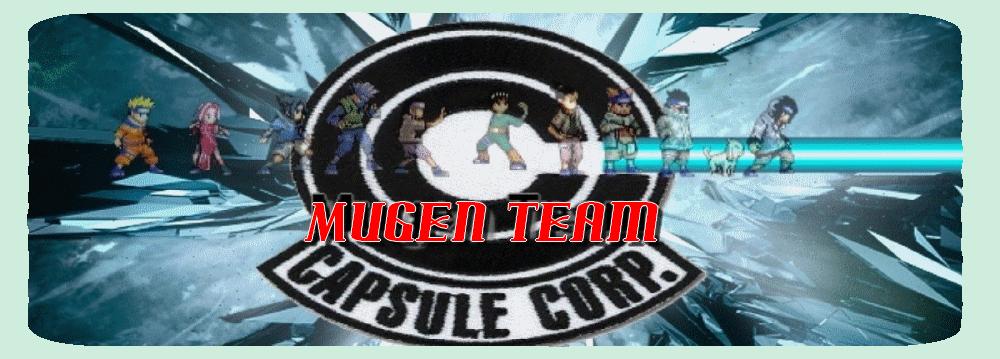 La Team Capsule Corp M.U.G.E.N.
