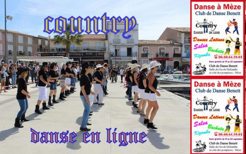 forum danse country benett meze