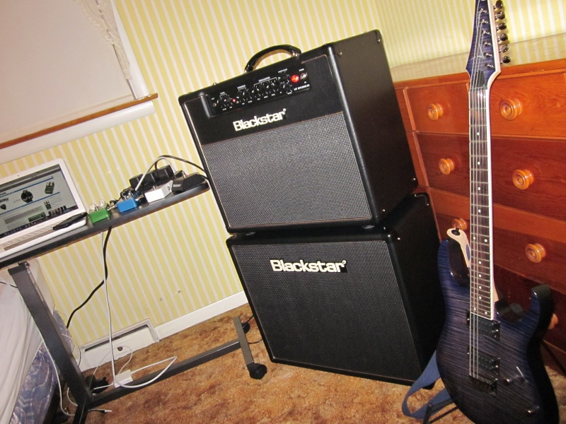Post your Blackstar amp! - Page 14 - Official Blackstar Forum