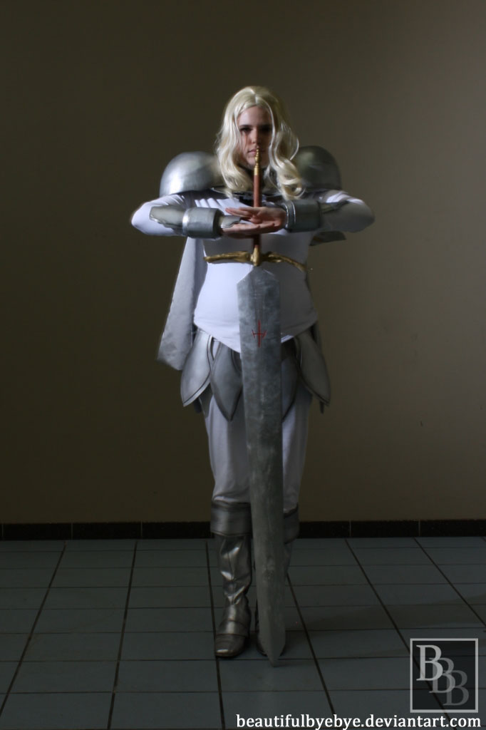 Teresa Claymore Cosplay Claymore cosplay  used modgeTeresa Claymore Cosplay