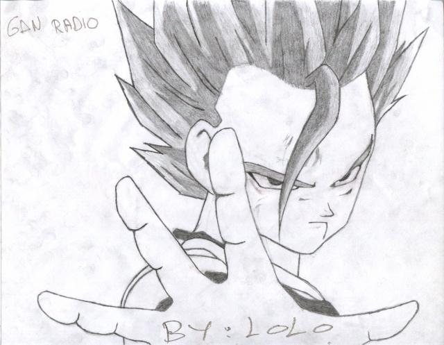 Crea Tu Dibujo Anime a Lapiz Y Papel