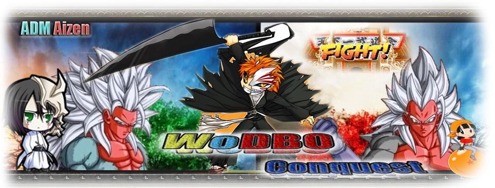 WoDBO Conquest!