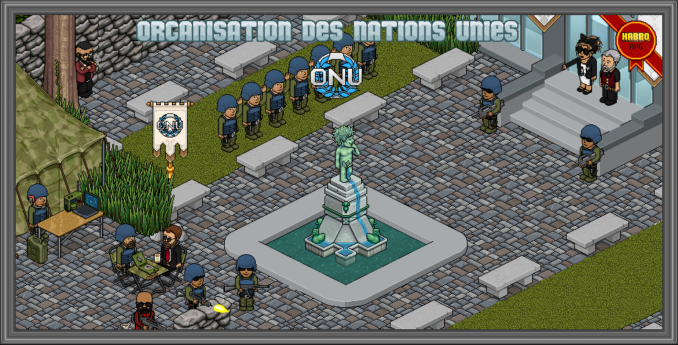 Organisation des Nations Unies - Forum